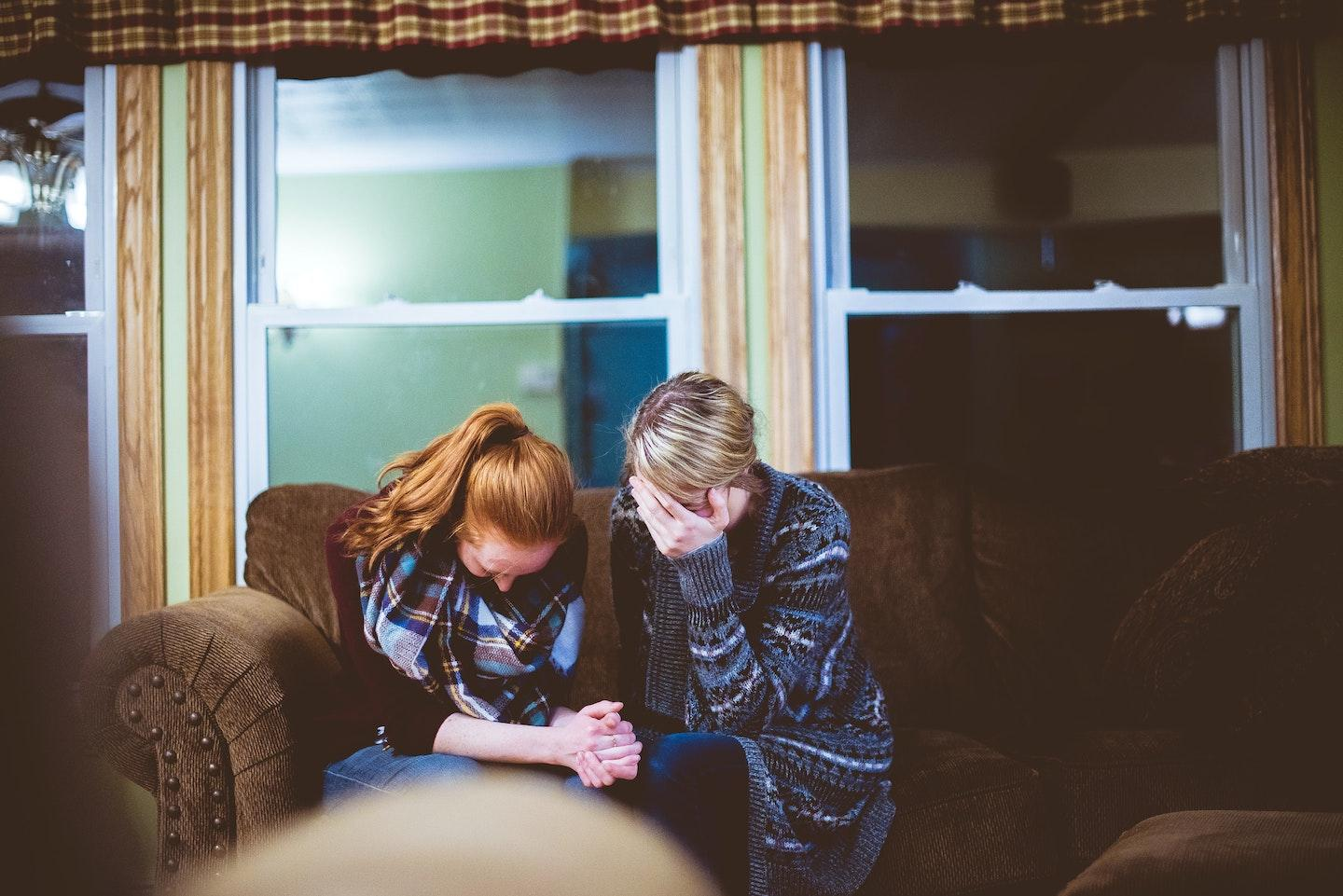 Helping someone who's grieving