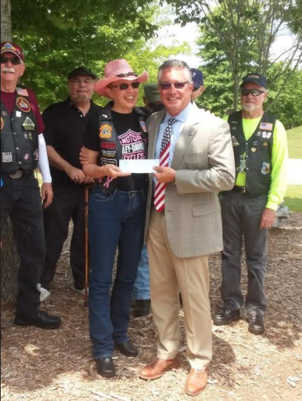 Georgia Funeral Care Hosts Benefit for Patriot Guard Riders