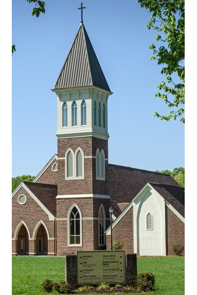Funeral Service at Church, or Chapel followed by Cremation