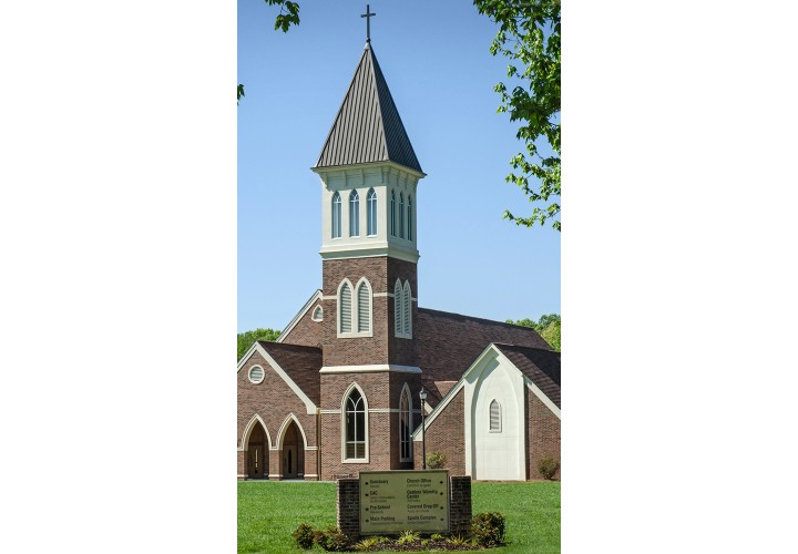 Complete Church or Funeral Home Chapel Funeral