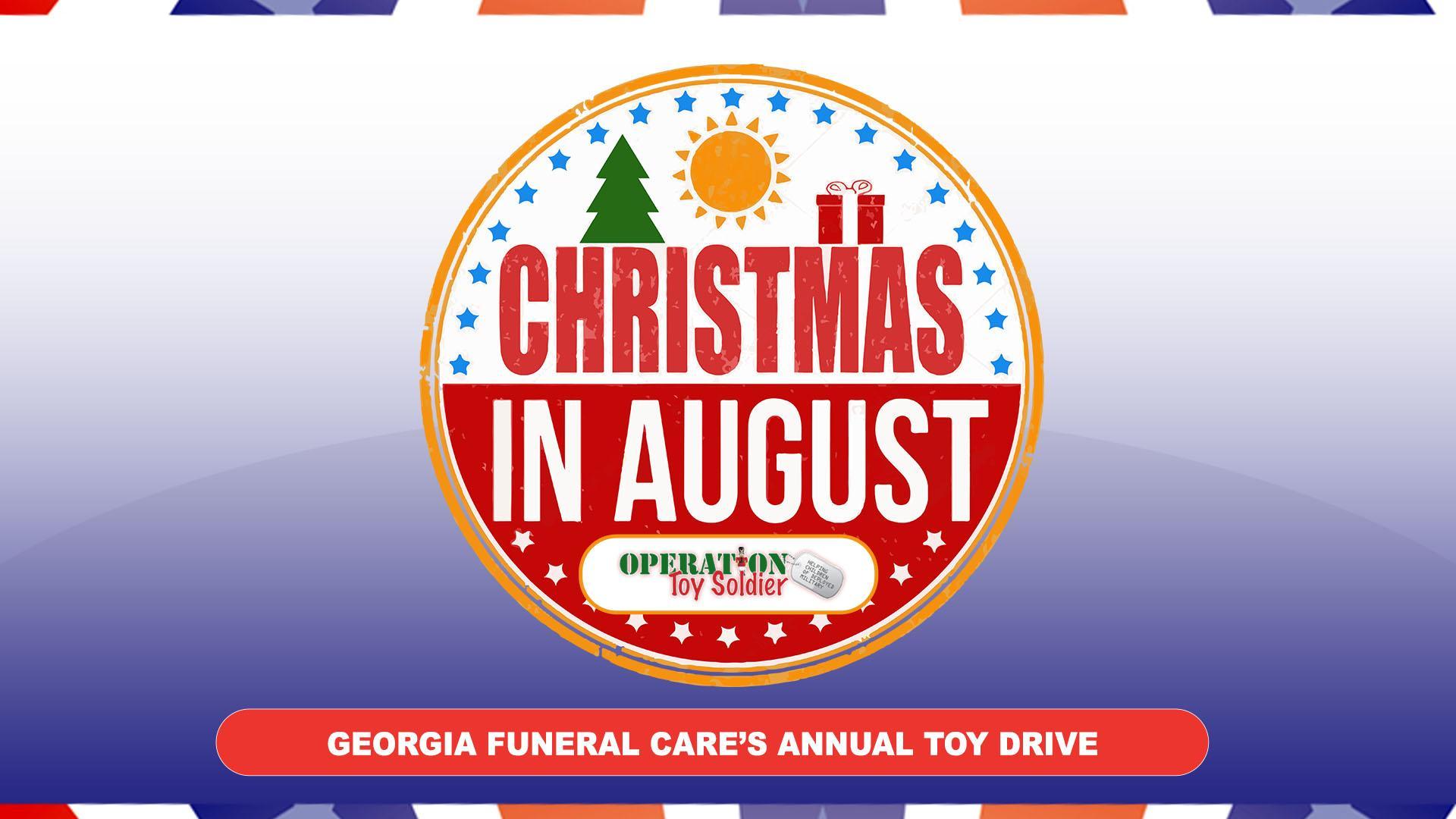 Christmas in August in Acworth, GA