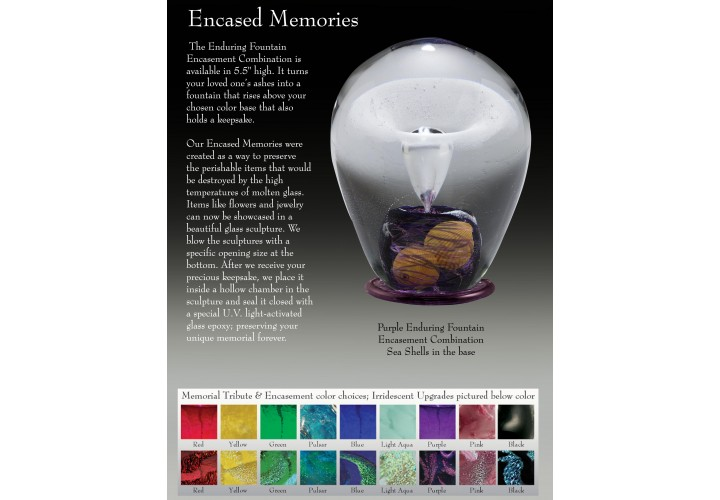 Encased Memories