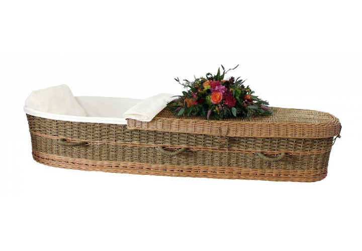 Sea Grass Bio-Casket